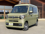 N-VAN +スタイル ファン ホンダセンシング 4WD