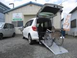 ラクティス 1.5 G ウェルキャブ 車いす仕様車 タイプII