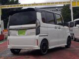 N-BOXカスタム L ターボ コーディネートスタイル