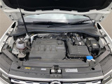 ティグアン TDI 4モーション ハイライン  4WD 本革シート