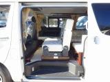 ハイエース キャンピング ハイエース FOCS DSFスタイル 4WD FFヒーター