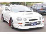 セリカ  GT-FOUR C-ONEマフラー 車高調