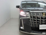 アルファード 2.5 S タイプゴールド 新車モデリスタエアロ 3眼 両電スラPバック