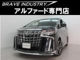 アルファード 2.5 S Cパッケージ 新車 モデリスタ サンル-フ Dインナ-ミラ-