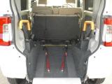 タント  660 フレンドシップ スローパー L 車イス用電動ウインチ付
