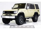 ランドクルーザープラド 2.4 SXワイド ディーゼル 4WD 新品タイベル交換済 リフトUP ...