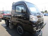 ハイゼットトラック ジャンボ SAIIIt 4WD メッキPK リフトUP15AW グリルガード