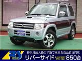パジェロミニ エクシード 4WD ナビ ワンセグ ターボ