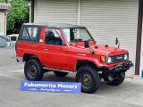 ランドクルーザー70 3.4 STD 幌タイプ ディーゼル 4WD