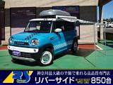 ハスラー X 4WD 4WD シートヒーター HIDライト