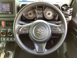 ボタンがついてて運転中も楽々操作!!