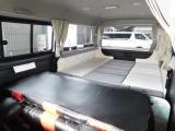 ハイエースバン キャンピング ハイエースVスーパーGL ベッドキット