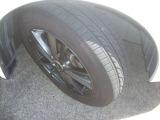 社外15インチアルミホイール タイヤの山有ります