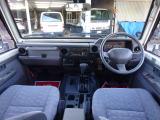 ランドクルーザーバン 70 LX FRPトップ ディーゼル 4WD