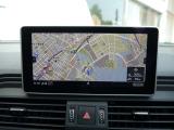 MMIナビゲーションにはフルセグTV、オーディオ、ミュージックサーバー機能、Bluetooth機能がついております。
