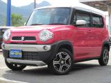 ハスラー X ターボ 4WD ナビTV HID シートヒーター 軽減ブレーキ