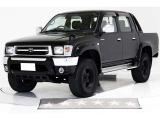 ハイラックス スポーツピックアップ 2.7 ダブルキャブ ワイド 4WD リアクロームステ...