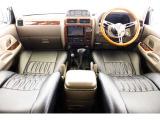ランドクルーザープラド 3.4 TZ 4WD タイベル交換済 丸目仕様 ナローボディ