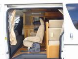 ハイエース キャンピング ハイエース カトーモーターロングトレイン FF暖房 4WD