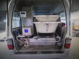ボンゴバン  1.8 4WD 入浴車 デベロ 分割タブ 超低走行