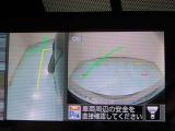 サイドブラインドカメラです。左前方を映します。巻き込みの確認ができますよ