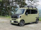 ホンダ N-VAN +スタイル ファン ターボ  4WD