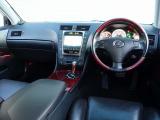 GS350  純正HDDナビ 黒革 サンルーフ 車高調 20AW