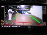 駐車に便利なバックカメラ。慣れて頂くとカメラ無しでは駐車がしにくくなる程です。