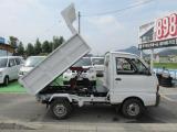 ミニキャブトラック TD 4WD 深ダンプAC付き
