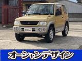 パジェロミニ X 4WD 検R3/11 キーレス アルミ CD