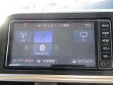 AMFMラジオ・ワンセグTV・CD再生・SD音楽再生・Bluetoothオーディオにも対応しています。