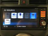 FM、AMラジオ、フルセグTV、CD再生可能です♪