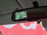 インテリジェントルームミラーで後方視界も良好ですよ!アラウンドビューモニター付きなので、駐車の苦手な方も安心です!