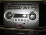 CD・ラジオが聞けます