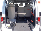 NV200バネットバン 1.6 チェアキャブ 車いす1名仕様 専用サードシート有