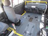 ハイエース  福祉車両 ウェルキャブDタイプ 車いす4基
