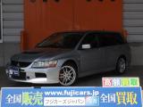 ランサーエボリューションワゴン  GT-A 純正マフラー