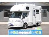キャンピングカーの展示台数は九州地区で最大級!お気軽にご来店下さい!〒841-0011