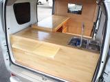 エブリイ 移動販売車 キッチンカー ケータリングカー 移動カフェ