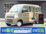 NV100クリッパー 移動販売車 カウンターテーブル 2槽シンク 4WD