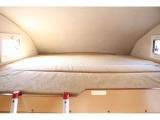バンクベッドは180cm×185cm 大人3名が就寝可能なスペース☆