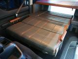 ベッド寸は1900×1200(mm)