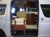 ハイエース キャンピング 大森自動車 バルミィ2007 4WD