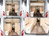 大きな荷物も積み込める、オープン型リアゲート。荷台スペースは自由度が高い大型収納になり、