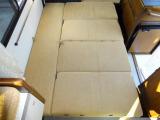 二段ベッド バンクベッド シンク・ポリ容器・アウターシャワー マックスファン 3サイクル