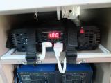 正弦波インバーター装備!サブバッテリーの電気を100Vとして出力する装置になります!!