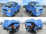 サンバートラック ダンプ 660G 軽ダンプ積載350㎏ 桐生工業(株)