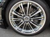 LS600h バージョンL 4WD 20インチアルミ エアサスコントローラー