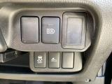 ロービームとハイビームに切り替えを支援するハイビームアシスト、横滑り防止装置、自動被害軽減ブレーキの操作スイッチ☆