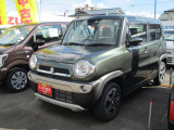 ハスラー X ターボ 4WD CVT ナビ
